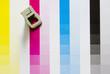 Farbeinstellungen CMYK
