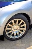 Bugatti Veyron tyre
