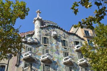 Barcellona Casa Batllò