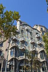 Barcellona Gaudì Casa Battlò