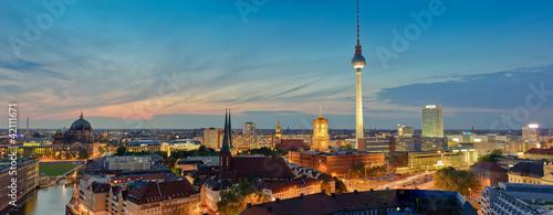 Fotobehang Berlijn Berlin