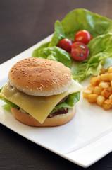 hamburger fait maison 4