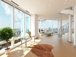 Modern Luxury City Loft / Apar...