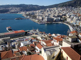 Kavala city, Hellas