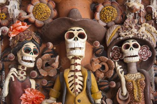 Skulls Xcaret