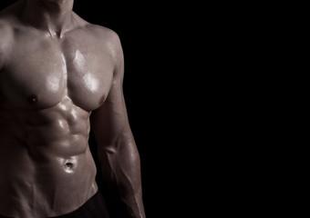 Waschbrettbauch, Fitness, Bodybuilding