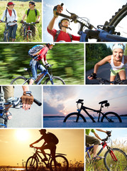collage og cycling
