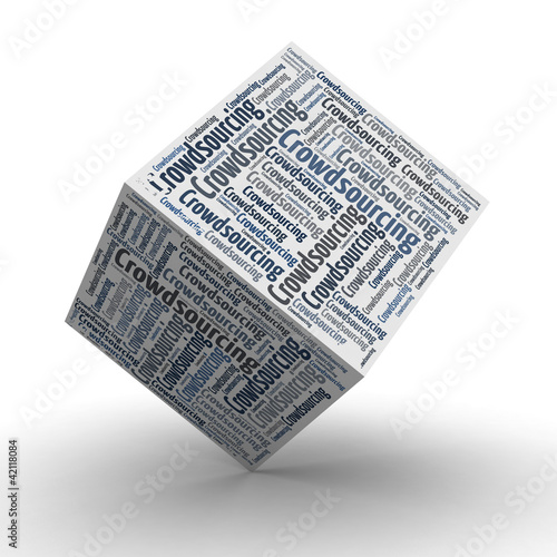 Crowdsourcing - Würfel / Cube