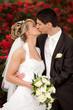 Hochzeitskuss - wedding kiss