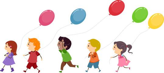 Kids Balloons