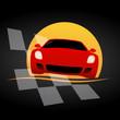 Logo supercar # Vector