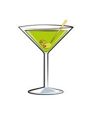 Martini sketch