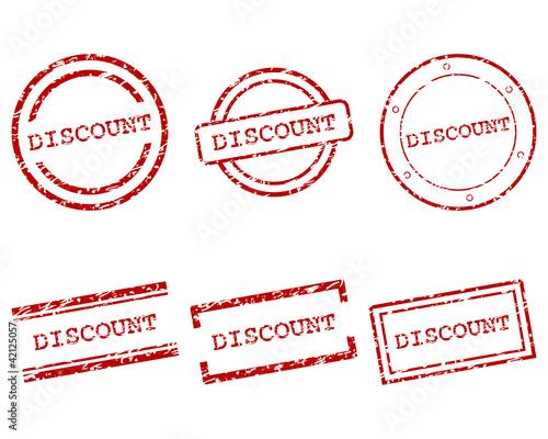 Discount Stempel