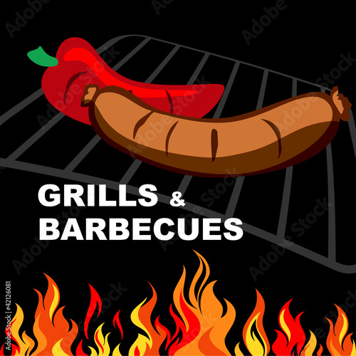 Grill & barbecue.
