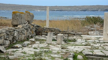 Delos Greece
