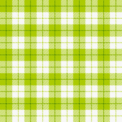 Checkered tablecloth. Seamless illustration.