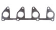 metallic automotive exhaust manifold gasket