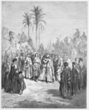 Jacob and Esau meet again