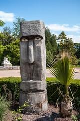 Moaï de l'Île de Pâques - Easter Island