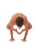 Yoga - Der Kranich