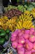 canvas print picture - Gemüsestand auf dem Markt von Bilar