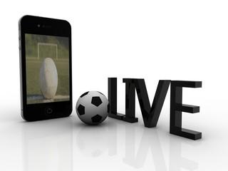Fussball live 3D