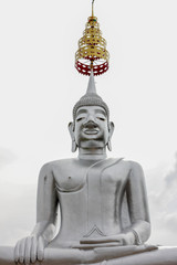 Buddha statue Ubon Ratchathani Thailand
