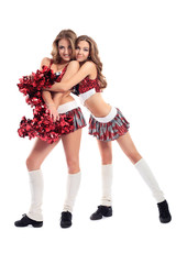 cheerleader girls
