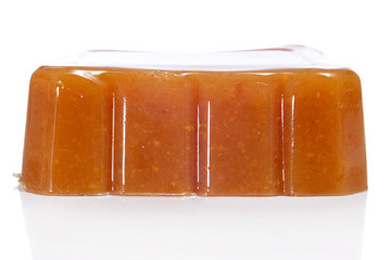 dulce de membrillo, quince jelly, typical of Spain