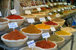 Spices in Arab Market
