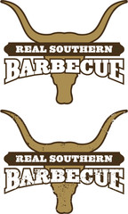 Real Southern Barbecue Symbol