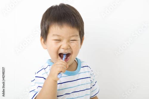 楽しい歯磨き