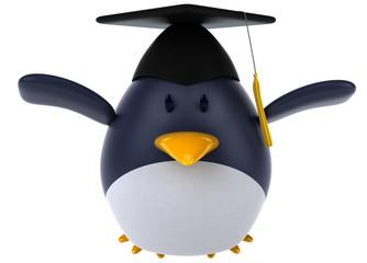 Student penguin