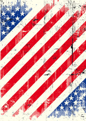 USA texture background