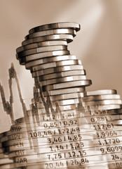 Wechselkurse und Münzen