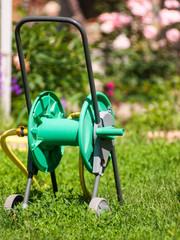 equipment to watering the garden