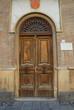 Italy Comacchio village very old door