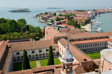 Un saut à Venise
