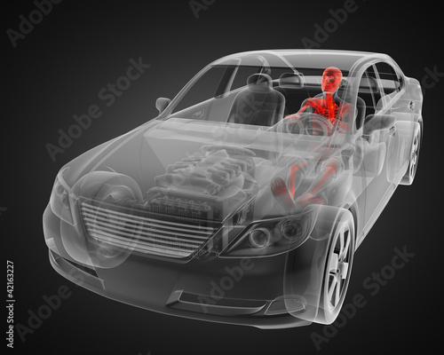 przejrzysta-koncepcja-samochodu-z-kierowca