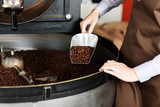 geröstete kaffeebohnen © contrastwerkstatt