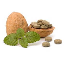 Herbal pills