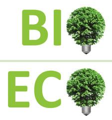 concept, symbolizing green energy