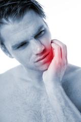 zahnschmerzen mann
