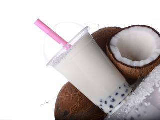 Boba Tea Kokos