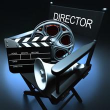 Directeur chaise