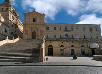noto chiesa di san francesco all'Immacolata