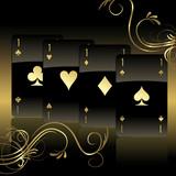 Elegant Cards Background