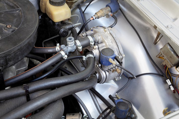 Alternative energy, LPG converted engine regulator
