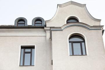 Dachwohnung - Haus