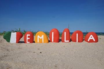 Emilia region in my heart